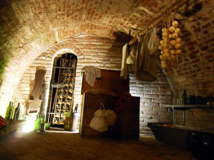 Old Food Cellar