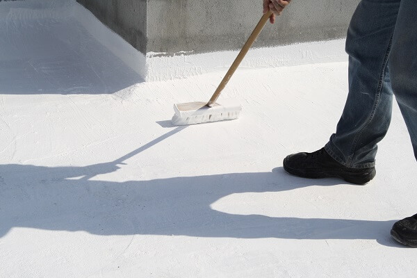 Painting Roof White