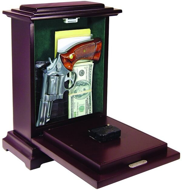 Peace Keeper Tall Safe | Secret Gun Safes