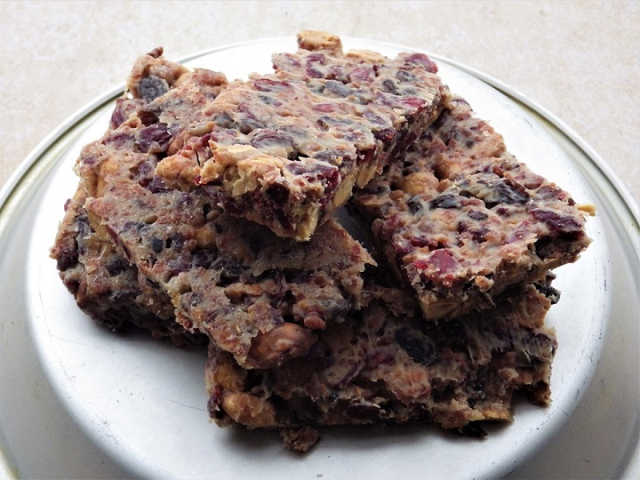 Pemmican On A Plate