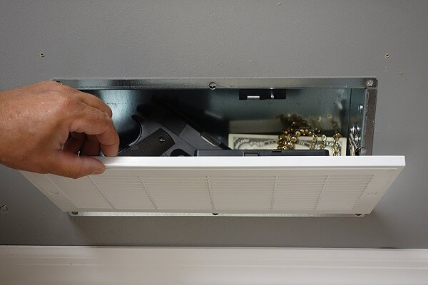 Quick Vent Safe | Secret Gun Safes