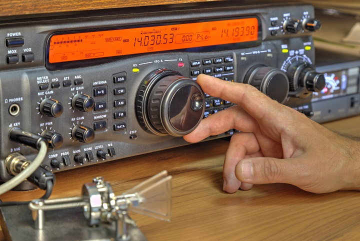 Radio Amateur Transceiver