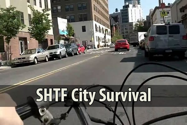 SHTF City Survival
