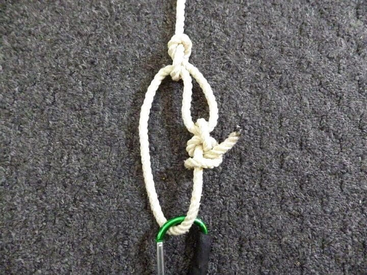 Step 6 Finish The Knot