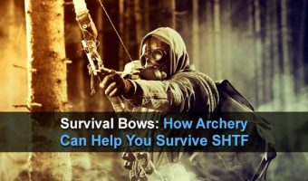 Survival Bows: How Archery Can Help You Survive SHTF