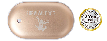Survival Frog Hand Warmer