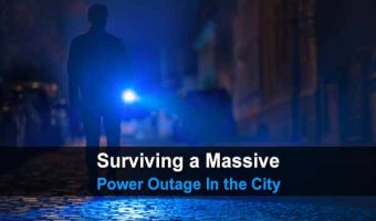 Surviving a Massive Power Outage in the City