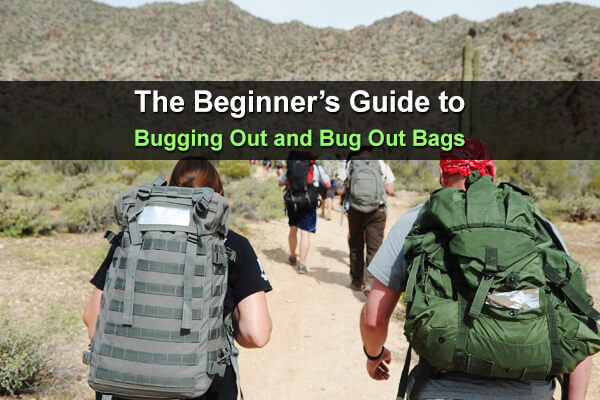 The Beginner's Guide to Bugging Out and Bug Out Bags