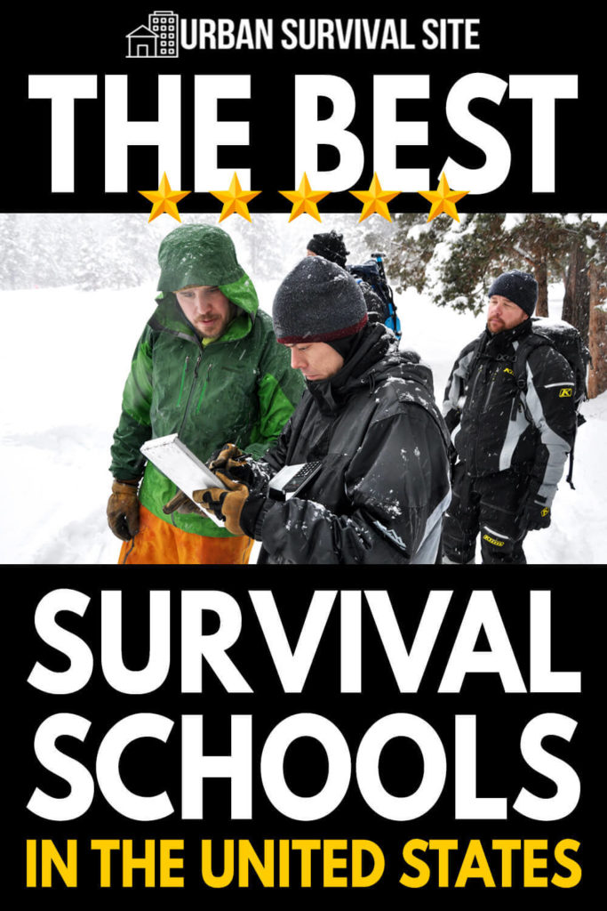 The Best Survival Schools In The United States
