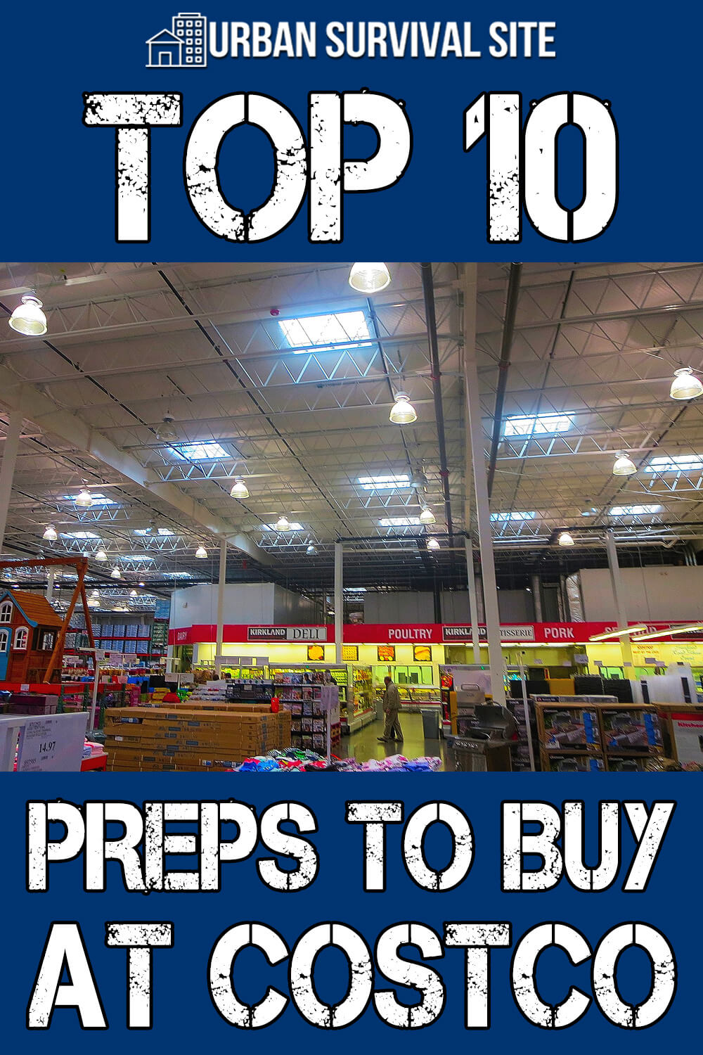Top 10 Preps To Buy At Costco