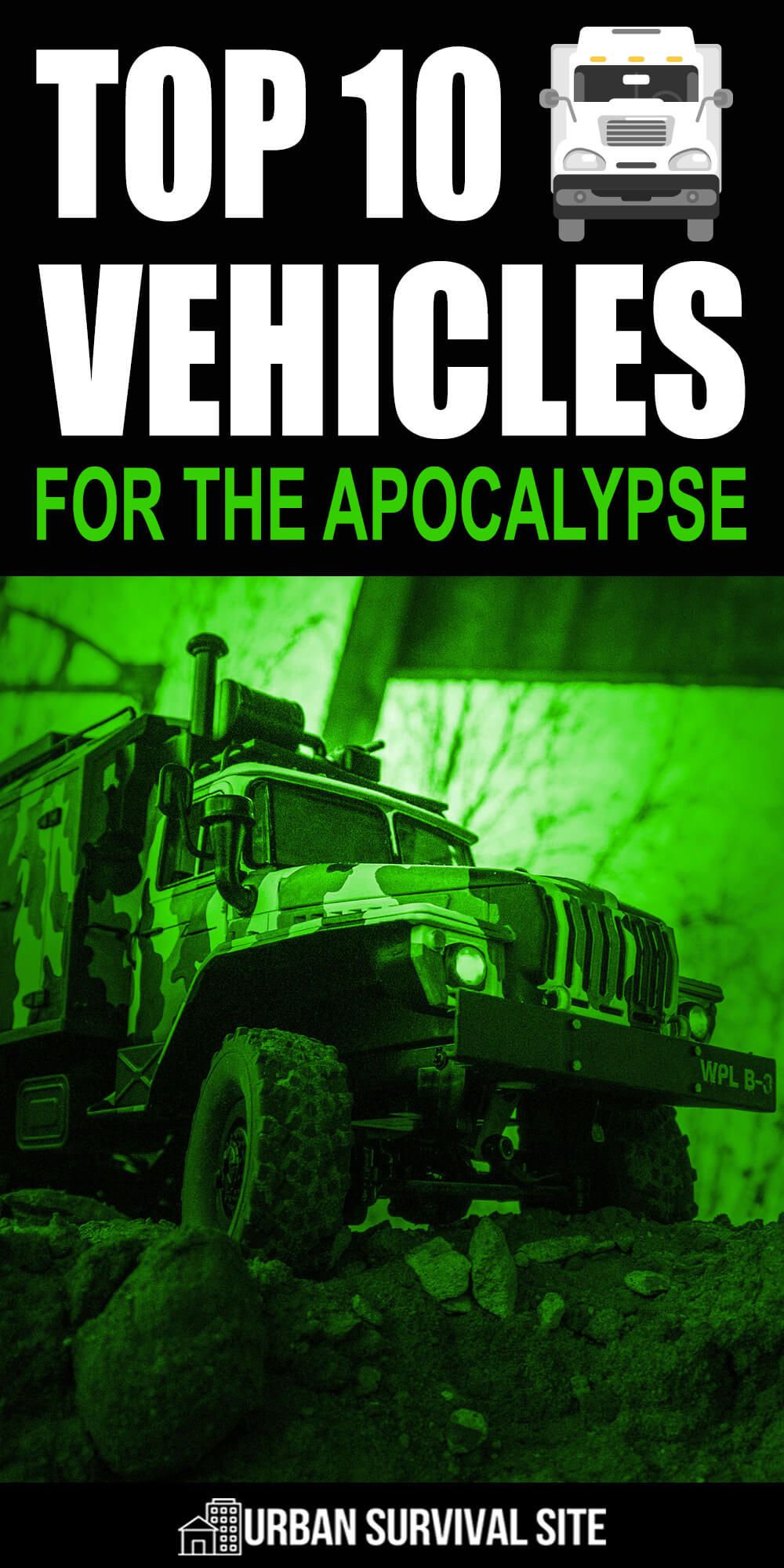 Top 10 Vehicles for the Apocalypse