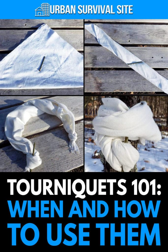 Tourniquets 101: When And How To Use Them