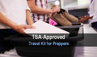 TSA-Approved Travel Kit for Preppers