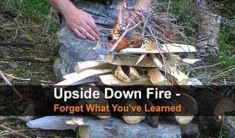 Upside Down Fire - Forget What You've Learned