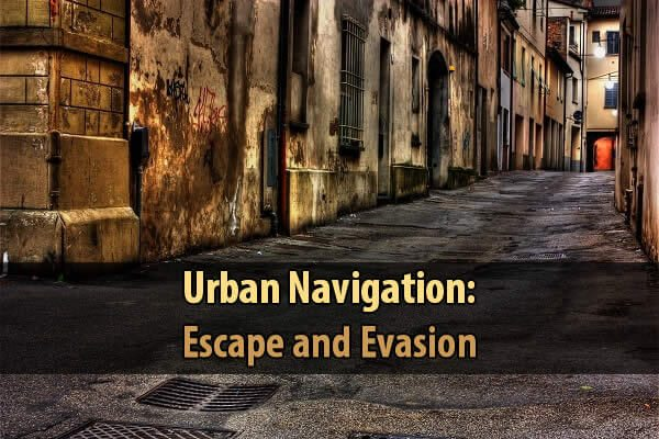 Urban Navigation: Escape and Evasion