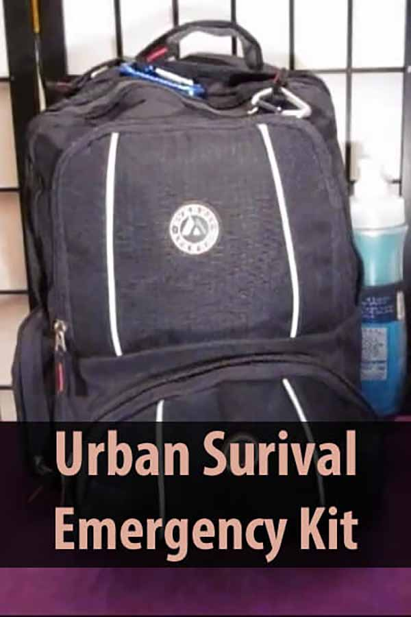 Urban Survival Emergency Kit