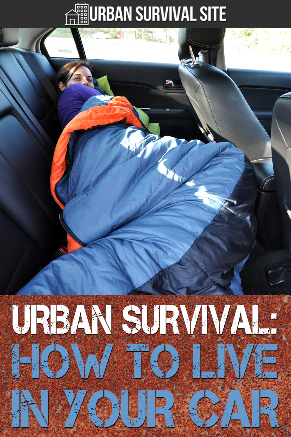 Urban Survival: How To Live In Your Car
