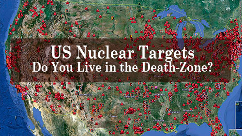 US Nuclear Targets