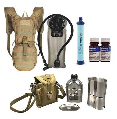 Water Filter and Supplies