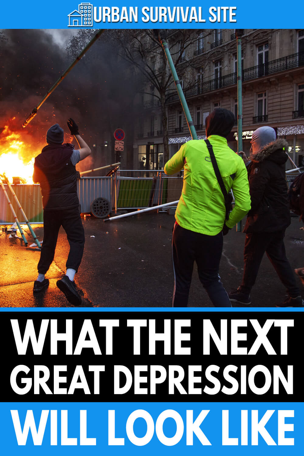 What The Next Great Depression Will Look Like